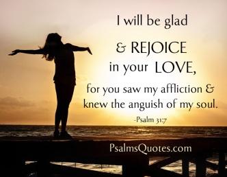 Psalm 31 God