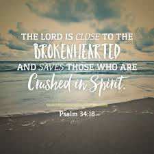 Psalm 34 crushed