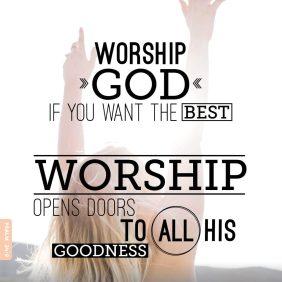 Psalm 34 God's goodness