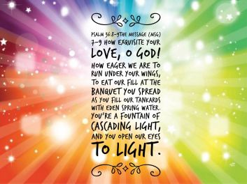 Psalm 36 light of God