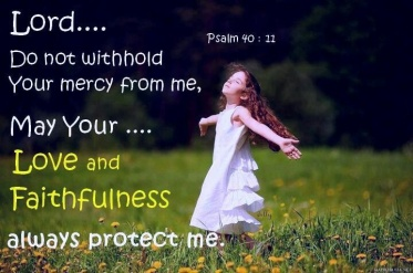 Psalm 40 protect