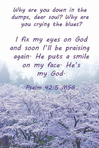 Psalm 42 smile