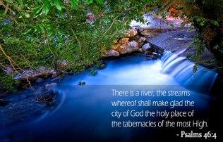 Psalm 46 4