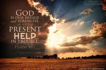 Psalm 46 help
