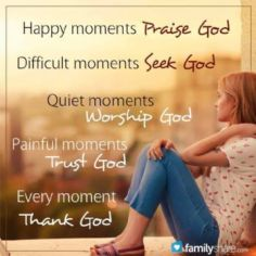 Psalm 47 praise God all the time