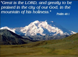 Psalm 48 1