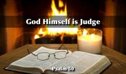 Psalm 50 God