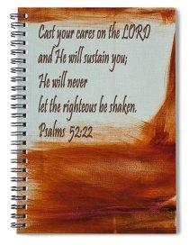 Psalm 52 22 cast your cares