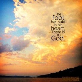 Psalm 53 1