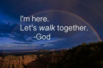 Psalm 56 walking with God