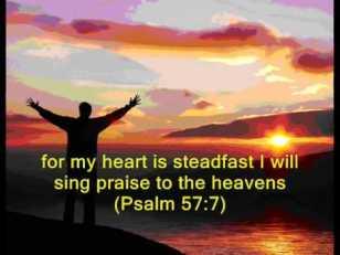 Psalm 57 7