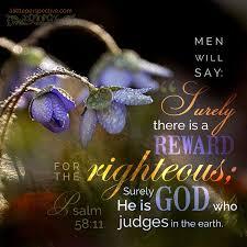 Psalm 58 God rules