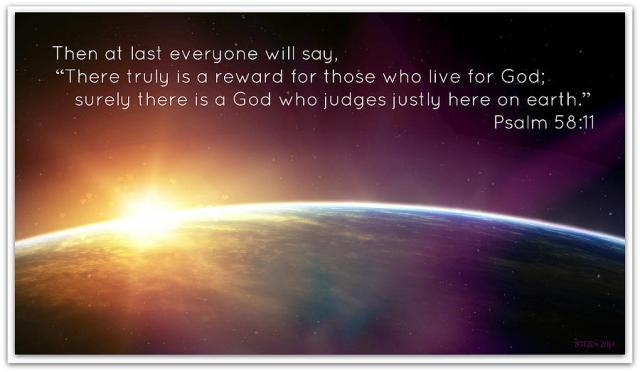 Psalm 58 God