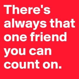 Psalm 58 one friend