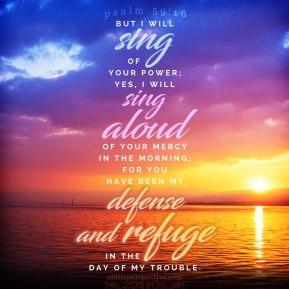 Psalm 59 1