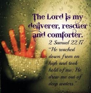 Psalm 59 deliverer