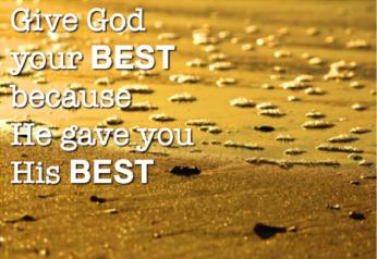 Psalm 60 God's best