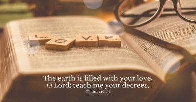 Psalm 64 love
