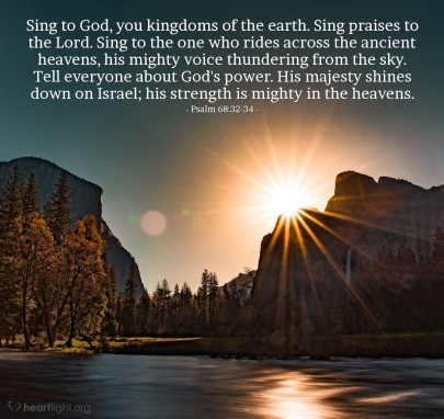Psalm 68 God