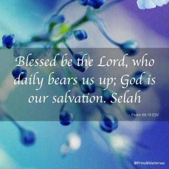 Psalm 68 hears us