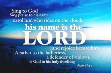 Psalm 68 LORD