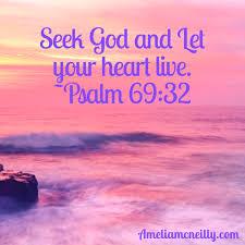 Psalm 69 live