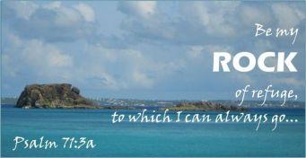 Psalm 71 3