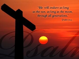 Psalm 72 Jesus