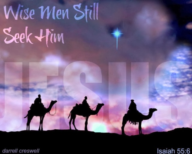 Psalm 72 wise men still seek him