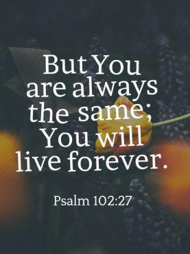 Psalm 102 27