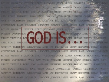 Psalm 102 God is