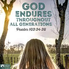 Psalm 102 all gen