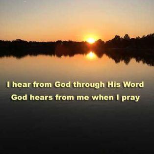 Psalm 102 hear