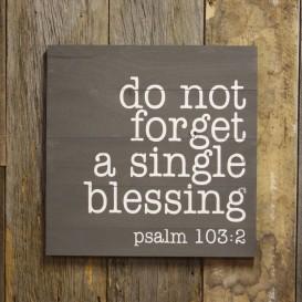 Psalm 103 blessings