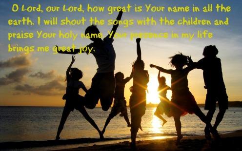 Psalm 104 joy