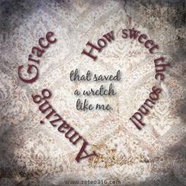 Psalm 86 amazing grace