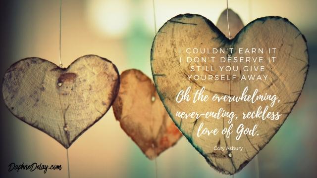 Psalm 86 love of God