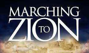 Psalm 86 marching to zion