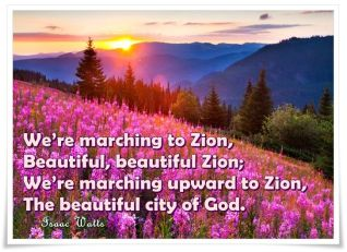 Psalm 86 zion