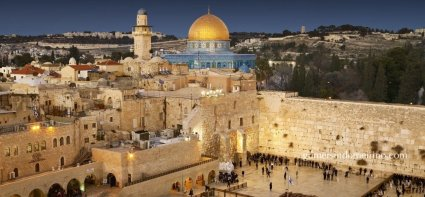 Psalm 87 city of God in Jerusalem