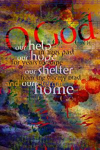 Psalm 90 shelter