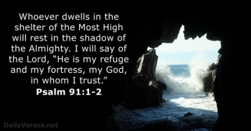 Psalm 91 1 2