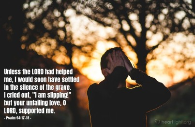 Psalm 94 17