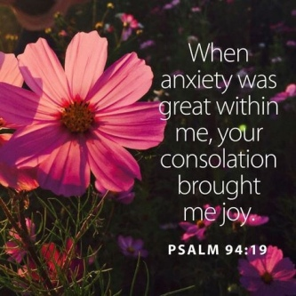Psalm 94 joy