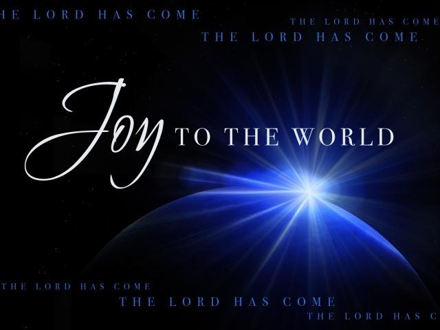 Psalm 98 joy