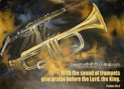 Psalm 98 sound