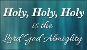 Psalm 99 holy holy