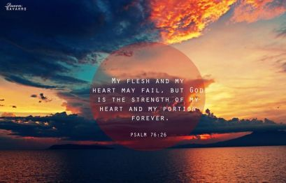 Psalm 76 strength