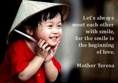 Psalm 80 mother teresa