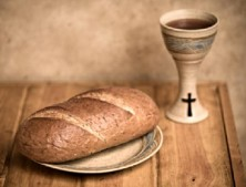 Psalm 81 bread and cup